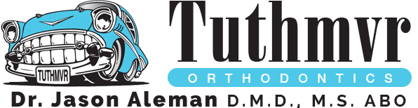 Logo for Tuthmvr Orthodontics in Springfield Illinois